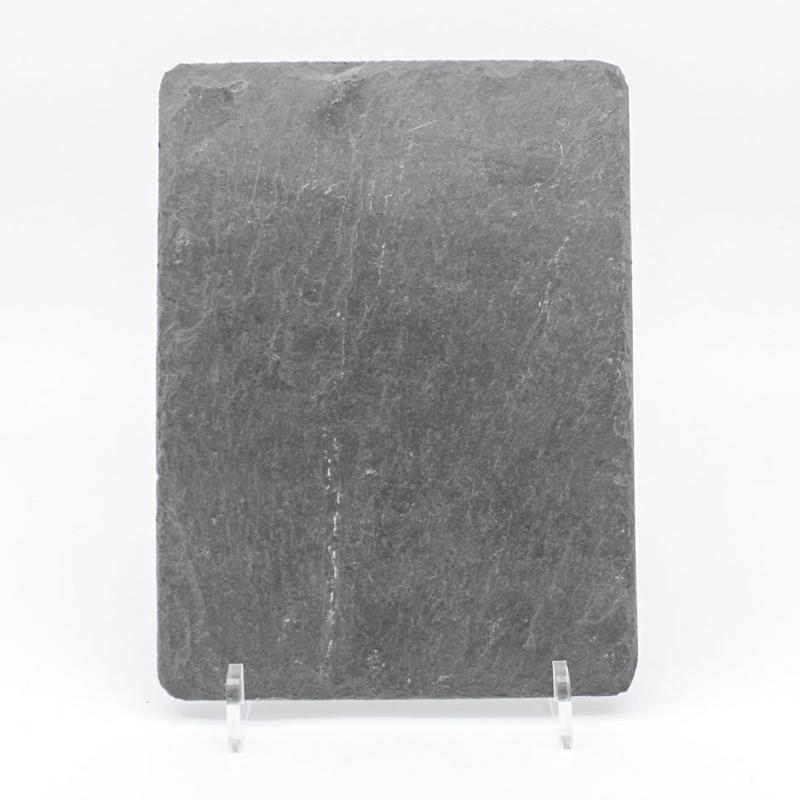 Schieferplatte mit eigenem Foto 14 x 20 cm